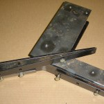 Left Seal Mount with Counter Plates