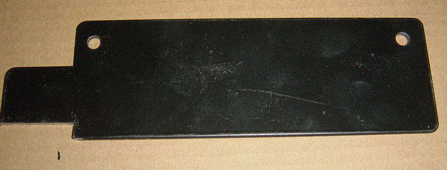 Rear Seal Mount Counter Plate