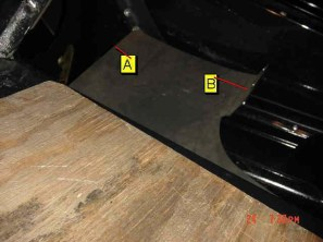Left Seal Surface Install Position