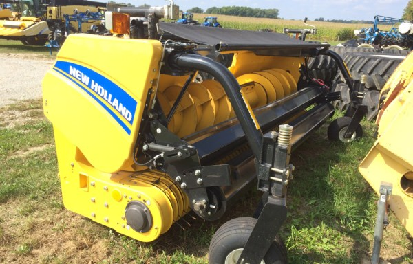 New Holland 380FPA