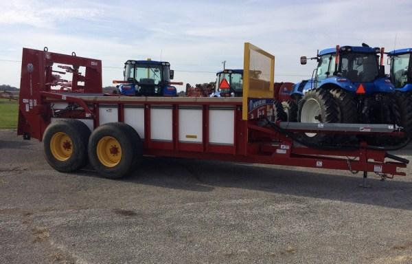 New Holland HydraBox 425V