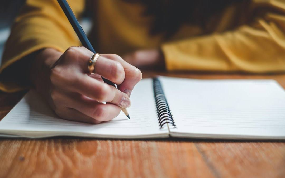 Don't bury your head in the sand – get journaling