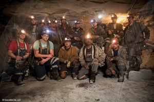 Coal, the power source of the future