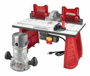6. Craftsman Router