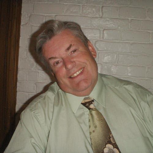 Ken, the co-founder of Newington Fish Bar