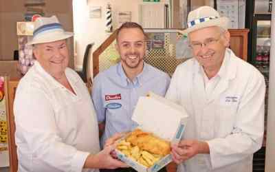 Who will be the best fish and chip shop in 2019?