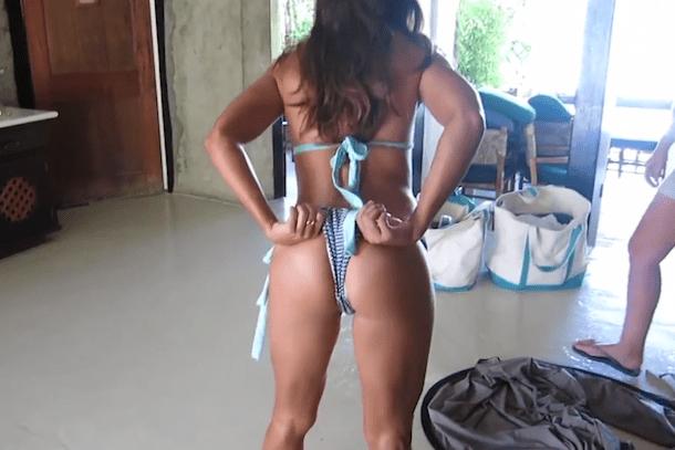 alex gordon bikini