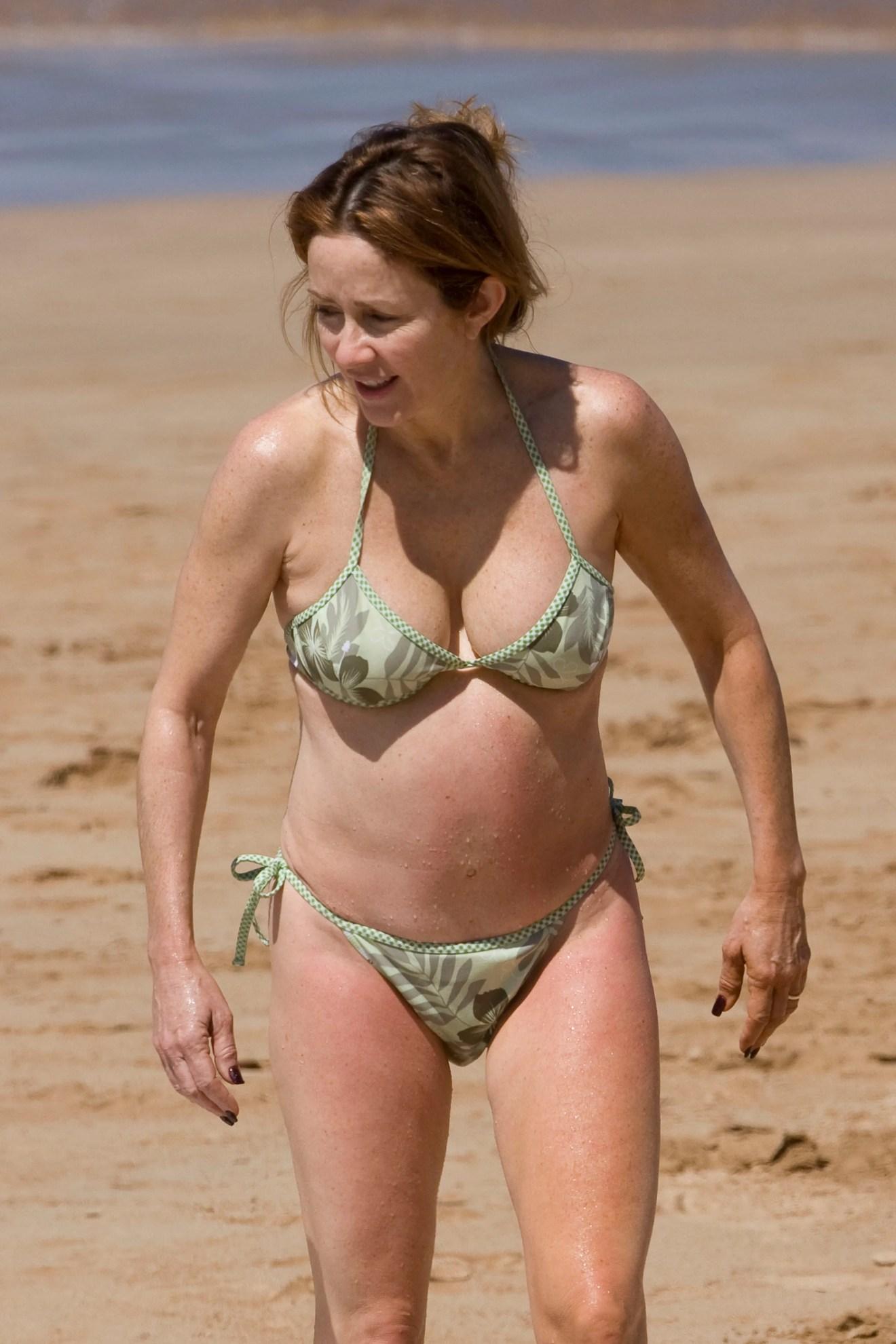 patricia heaton bikini