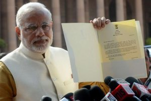 Narendra Modi To Take Oath of Allegiance for Premiership In India