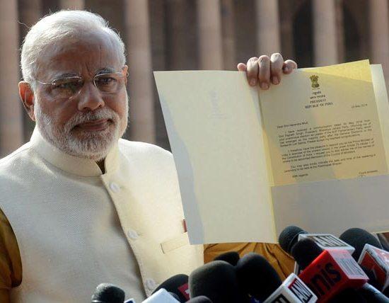 Narendra Modi To Take Oath of Allegiance for Premiership In India