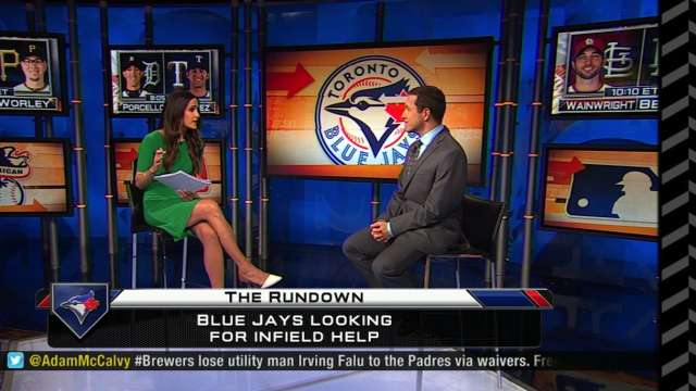 mlb network girl