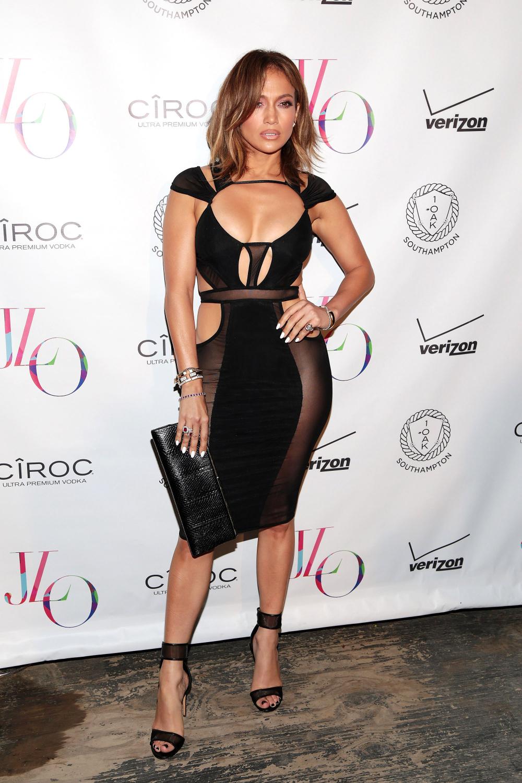 SOUTHAMPTON, NY - JULY 25:  Jennifer Lopez attends her Birthday Celebration at 1OAK Southampton on July 25, 2015 in Southampton City.  (Photo by Jerritt Clark/Getty Images) ORG XMIT: 566636187 [Via MerlinFTP Drop]