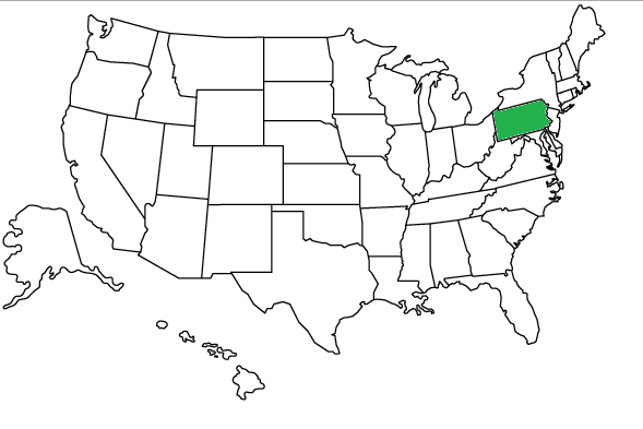 US Map Quiz Test How Much You Know United States Map - Map of us test