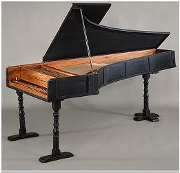 Bartolomeo Cristofori first piano