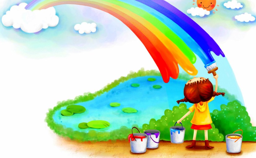 Rainbow Facts for Kids: Mystery of Seven Colors