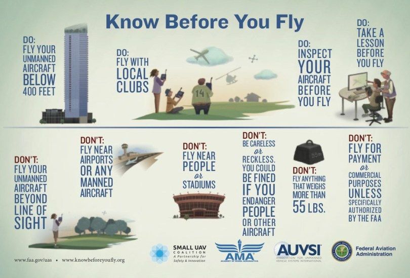 drone facts