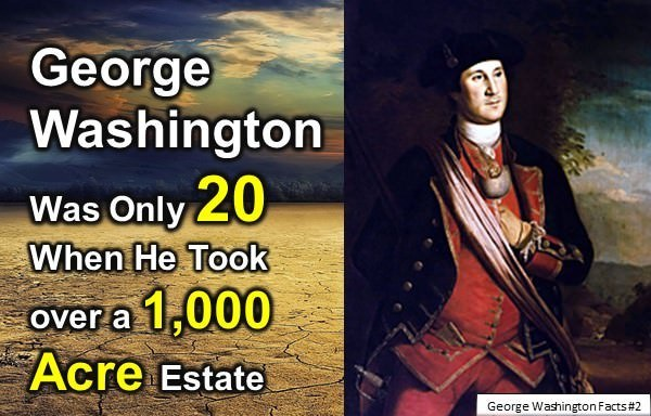 George Washington Facts: 10 Fun facts about George Washington