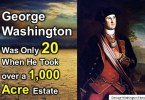 george washington facts
