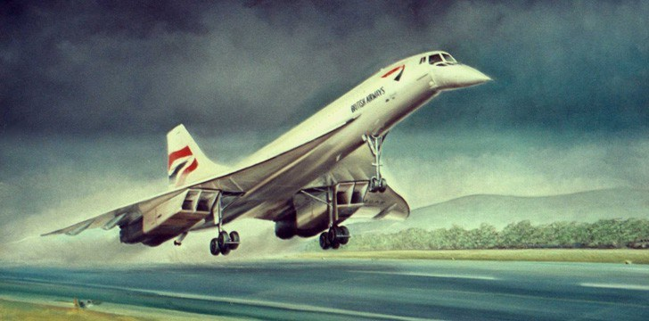 The Life and Death of the Concorde