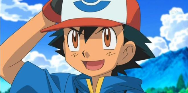 Ash Ketchum Facts