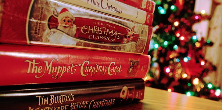 The A-Z of Christmas Movie Facts