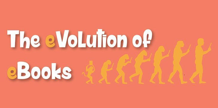 The Evolution of eBooks [Infographic]