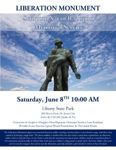 PV-Liberator Monument -remembrance ceremony