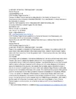A History of British Freemasonry 1425-2000