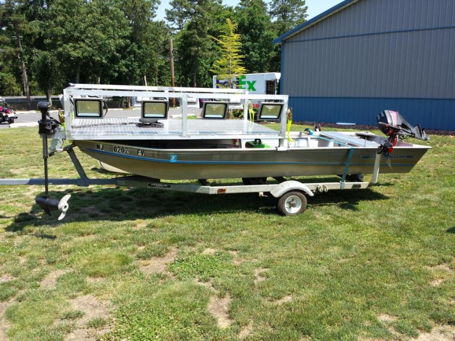 15 Bowfishing Boat For Sale Ready To Stick Fish