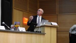 David Gabrielson speaking
