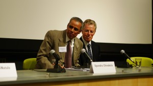 Gov. Florio & Commissioner Chivukula