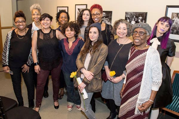 Moving Pictures Women In The World Art Exhibit Begins Women's History Month at NJPAC
