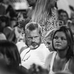 So sehen Väter auf One-Direction-Konzerten aus