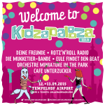 Kidzapalooza: Mit Kindern aufs Lollapalooza Festival Berlin