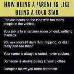Eltern sind auch nur Rockstars