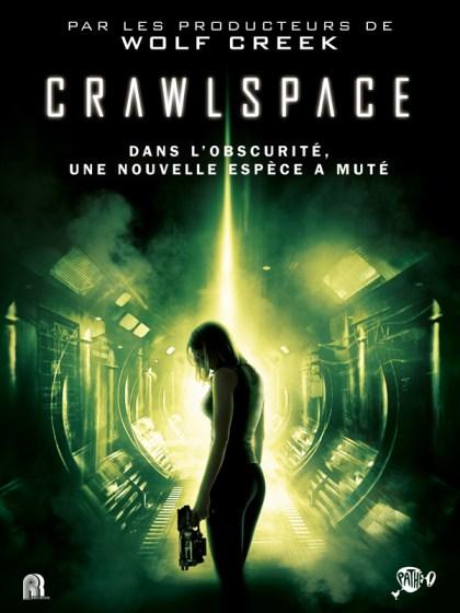 Crawlspace - affiche