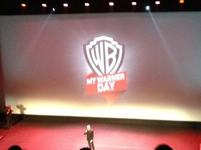 My Warner Day au Grand Rex 26 mai 2013