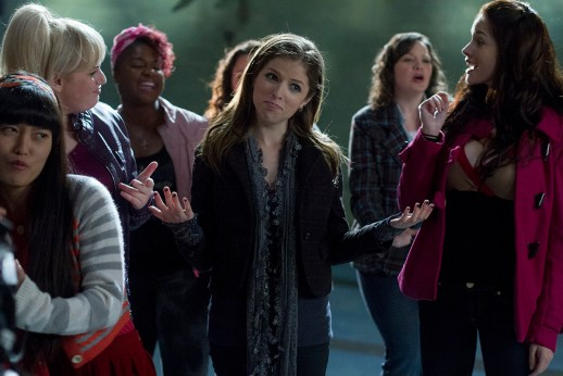 The Hit Girls - Photo Anna Kendrick, Rebel Wilson