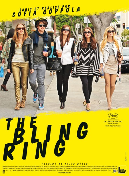 The Bling Ring - Affiche