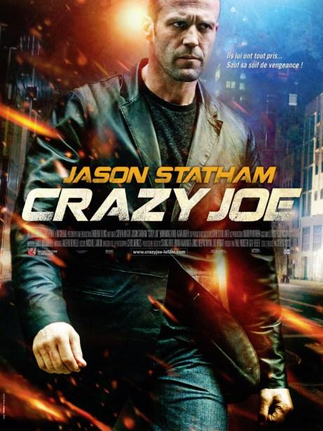 Crazy Joe - Affiche