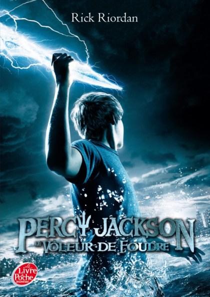 Percy Jackson Le Voleur de Foudre Rick Riordan