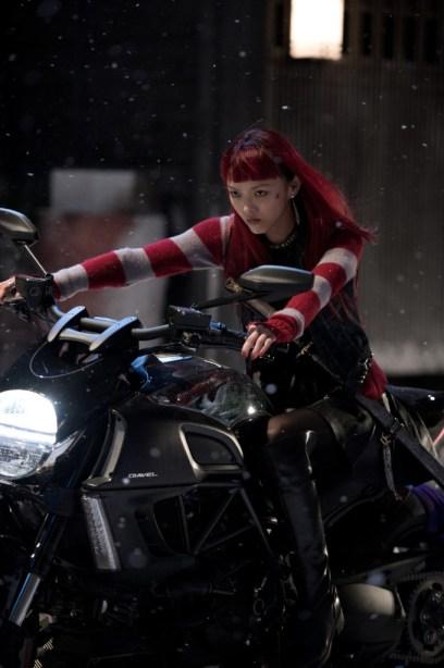 Wolverine - le combat de l'immortel - Photo Rila Fukushima