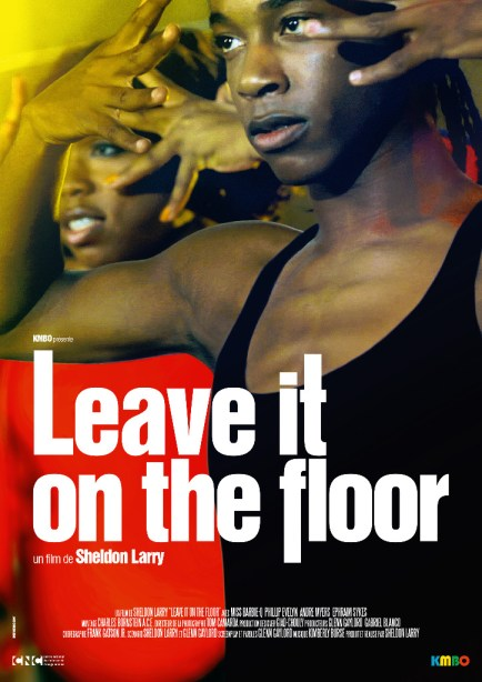 Leave It On The Floor - Affiche Sheldon Larry