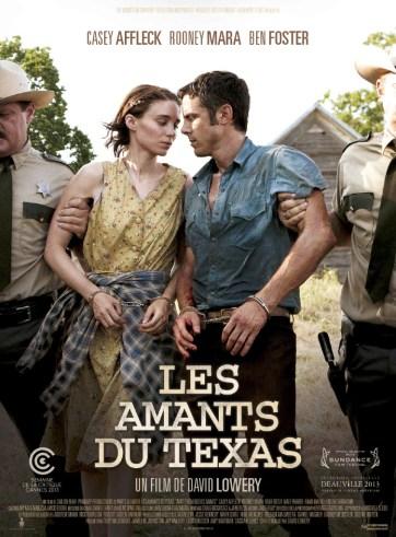 Les Amants du Texas - Affiche