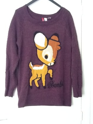 Pull Bambi H1M