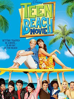 Teen Beach Movie - Affiche