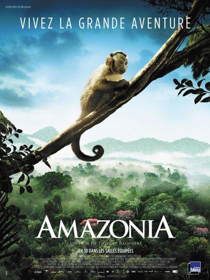 Amazonia - Affiche