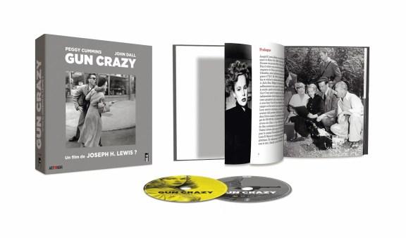 Coffret Gun Crazy DVD