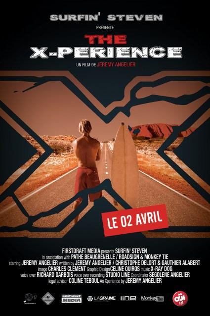 surfin-steven-the-x-perience-affiche