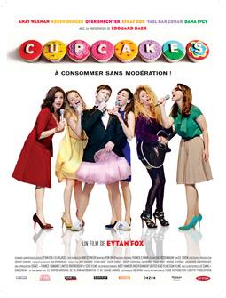 AFFICHE-Cupcakes Eytan Fox